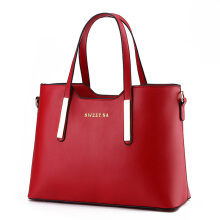 SWEETSA fashion temperament ladies stereotypes ladies shoulder bag