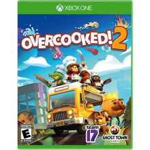 MICROSOFT Xbox One Game - Overcooked 2!
