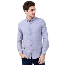 FAMO Men Shirt 0301 503011811 - Blue
