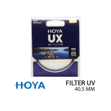 Hoya 40.5mm UV Filter Slim Frame UX PHL Black