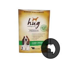 HUG premium 100 gr with lamb and vegetable