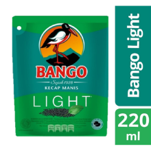 BANGO Kecap Manis Light 220ml