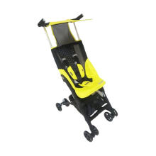 COCOLATTE Stroller Pockit CL 689 - Yellow