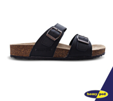 HOMYPED SIERRA 01 Men Sandals Black