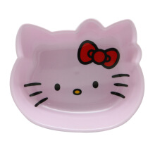 TECHNOPLAST Hello Kitty Fancy Revolution Snack Bowl 5'  - Ungu