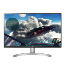 LG 27UK600 27 inch 4K HDR 10 IPS FreeSync LED Monitor with HDR (HDMI & Display Port)