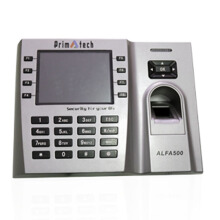 PRIMATECH Alfa 500 Fingerprint Color Display
