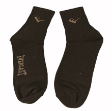 Everlast ES-4 Socks Paket - Isi 2 prs (BROWN) Brown One Size