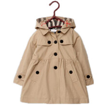 SiYing ladies and children's jackets children's cardigan trench coat