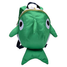 [COZIME] Lovely Cartoon Fish Shape Children Backpacks School Bag Anti-lost Shoulder Bag Others1
