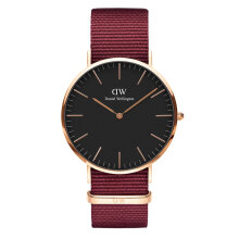 Daniel Wellington Classic Black Roselyn 40mm Rose Gold