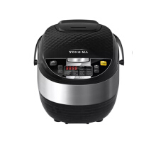 Yong Ma Rice Cooker - SMC8027 - Black