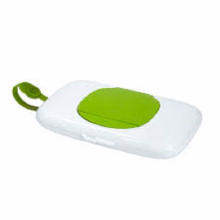 OXO TOT ON-THE-GO WIPES DISPENSER Green