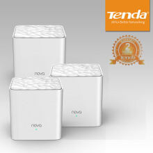 Tenda MW3 ( 3 set ) - AC1200 Whole Home Mesh WiFi System - White