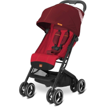 GB Qbit Plus Stroller Dragon Fire - Red