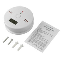 [COZIME] CO Carbon Monoxide Poisoning Gas Sensor Warning Alarm Detector Tester LCD Others