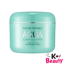 NATURE REPUBLIC Super Aqua Max Deep Mositure Sleeping Pack 100ML