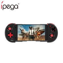 iPega PG-9087 Bluetooth Gamer Consoles with telescopic phone stand Gamepad for Android/ Smartphone/PC Stretch Joystick Black+Red