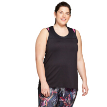 Champion Ac Twist Back W Tank- Black - XXL