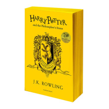 Harry Potter And The Philosopher`S Stone - Hufflepuff Edition Import Book - J.K. Rowling 9781408883792