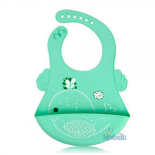 Marveila Silicone Cute Bib