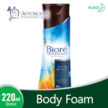 BIORE Body Foam Dancing Beach Bottle 220 ml