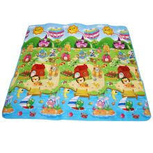 Aosen Maboshi Kid Farm Game Carpet Play Crawling Toy  Colormix