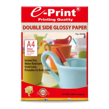 E-PRINT Double Side Glossy A4 230gsm 20 Sheets