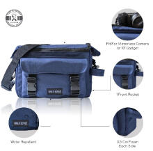The X Woof Water Repellent Sling Bag Ssling 1.0 Blue Blue