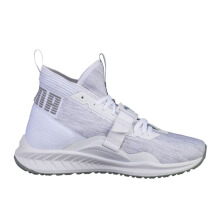 PUMA Ignite evoKNIT 2 - White - Whisper White - Gray Violet