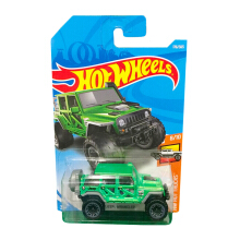 HOTWHEELS Hw Hot Trucks 17 Jeep Wrangler 8/10
