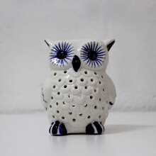 BELLI TO BABY Vaporizer Owl White