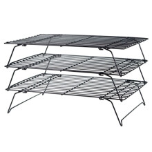 [free ongkir]RADYSA Rak Pendingin Kue Susun 3 / 3 Tier cooling rack Others