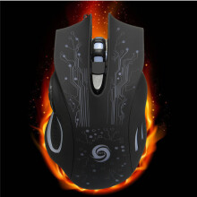 Blitzwolf 5500DPI LED USB Wired Gaming Mouse Mice For PC Laptop 6 Button Pro Gamer   -  -
