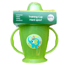 BABY SAFE Cup with Hard Spout Botol Bayi 210ml