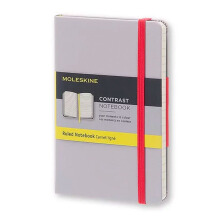 MOLESKINE Limited Collection Contrast - Aster Grey - Pocket - LCCTMM710G8F