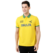 FIFA Official Licensed Product Samba Polo - Yellow