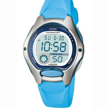 Casio Unisex LW-200-2BVDF D40H183BRMSL Digital Blue List Silver
