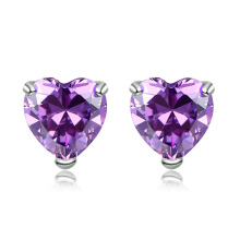 murtoo Women's earring purple