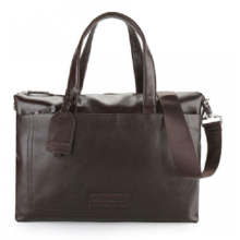 PHILLIPE JOURDAN Logan Tas Business Bag (briefcase) - Coklat Tua