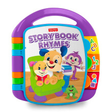 FISHER PRICE Laugh & Learn Storybook Rhymes Refresh'15 - Qe CDH26
