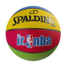 SPALDING SPA Sp 2015 Jr.Nba Rubber So5 - Blue/Yellow/Red [5] SPA83-419Z