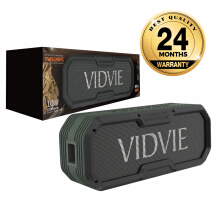 VIDVIE Wireless Speaker SP906 / Bluetooth / Portable Speaker - Grey
