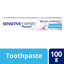 PEPSODENT Sensitive Expert Whitening 100g