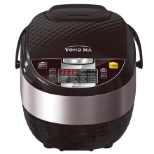 YONG MA Digital Rice Cooker 2 L SMC8027 - Brown