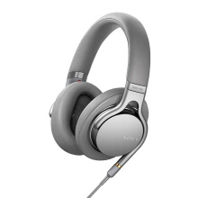 SONY MDR-1AM2 Headphones - Silver