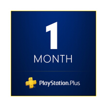 SONY PlayStation Plus 1 Month Membership