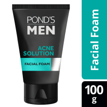POND'S Men Acne Solution Facial Foam 100g