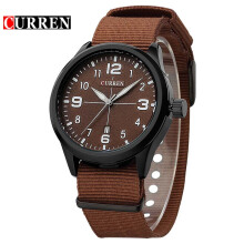 CURREN Men Business Watches Top Luxury Brand Quartz Watch 8195