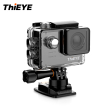 AOSEN ThiEYE E7 Native 4K WiFi Sports Action Video Camera Black